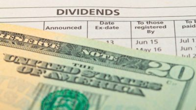 Buy These 5 Super Fast-Growth Dividend Stocks While They Are Down