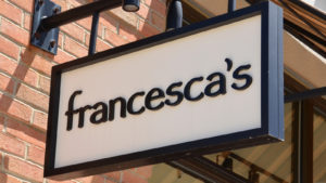 Francesca's Holdings News: Why FRAN Stock Is Skyrocketing Today