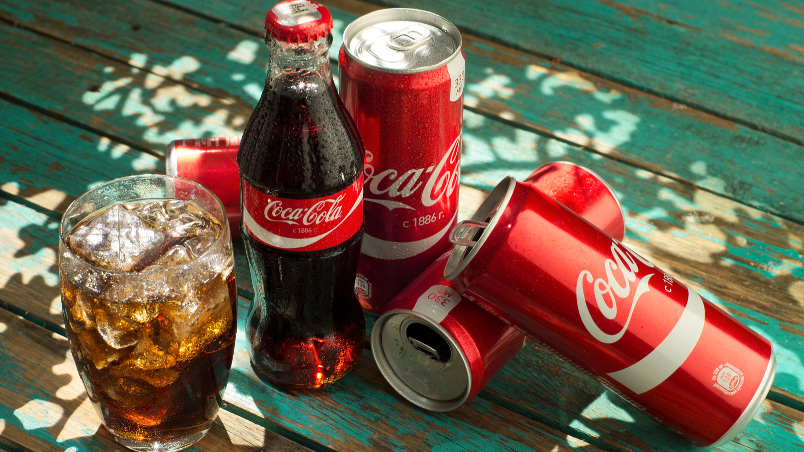 Coca-Cola Is the Most Conservative Investment You Can Make