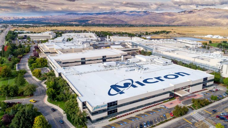 Favorable Tailwinds Say Micron Stock Finally Is Worth the Risk