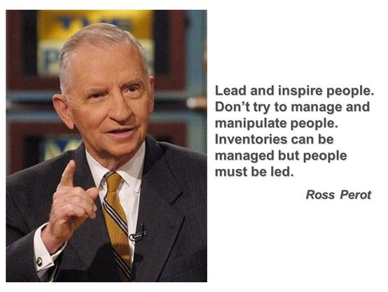 5 Ross Perot Quotes to Remember the Billionaire