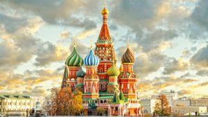 image of russian landmark