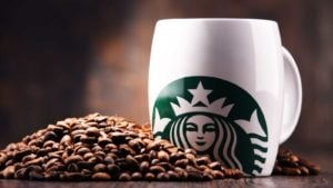Growth Stocks To Sell As Rates Move Higher: Starbucks (SBUX)