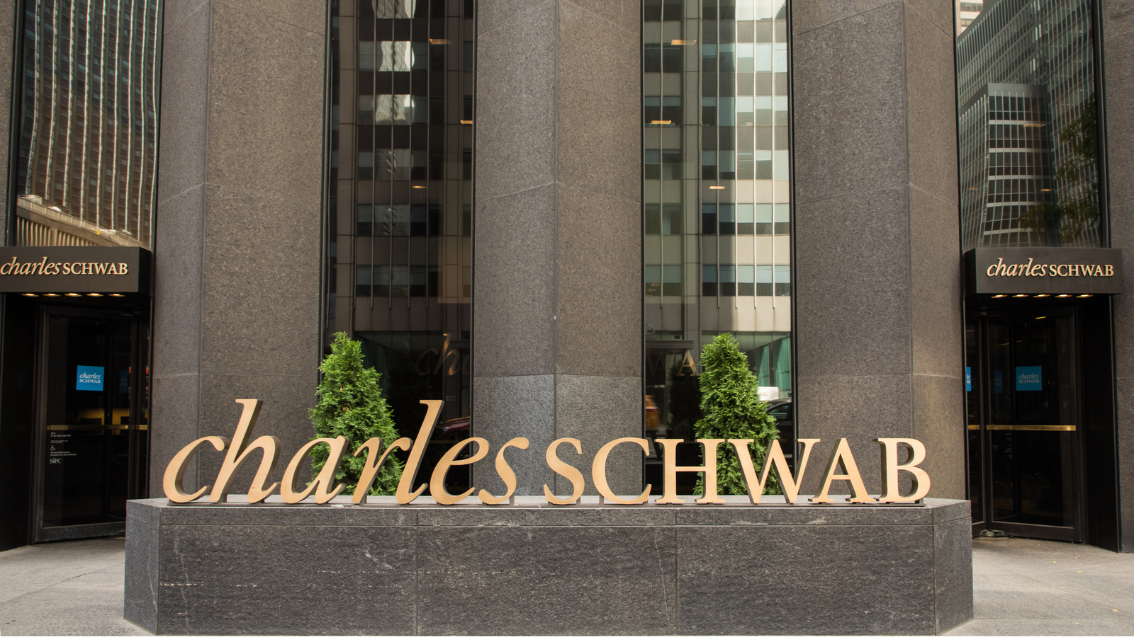 Charles Schwab News: SCHW Stock Pops on Possible USAA Deal