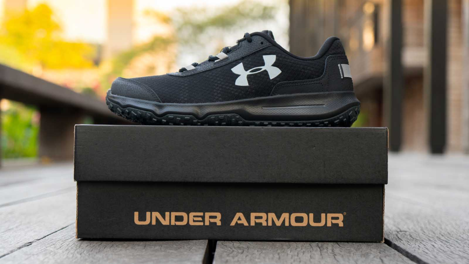 who carries under armour