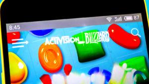 activison blizzard stock