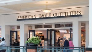 American Eagle Outfitters Earnings: AEO Stock Rockets 14% Higher Despite Q1 Misses