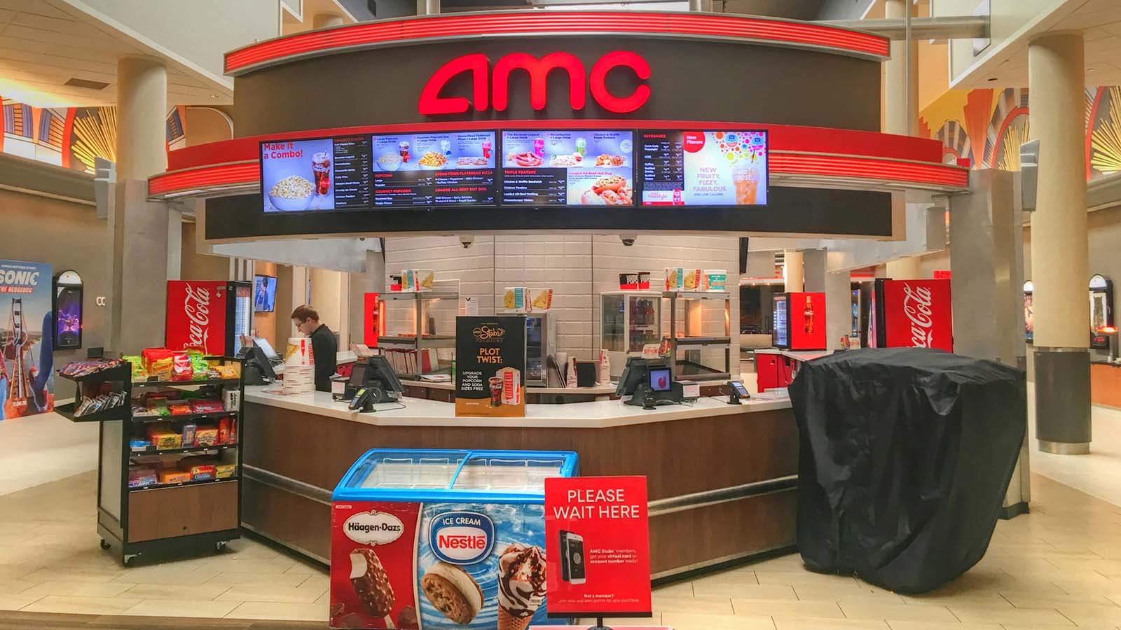 AMC stock pushes toward years high as short squeeze continues