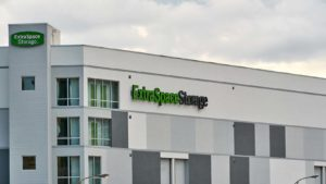 Extra Storage Space (EXR) storage building