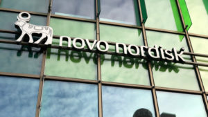 healthcare stocks Novo Nordisk (NVO)