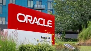 Oracle stock hit be co-CEO leave, Q1 earnings