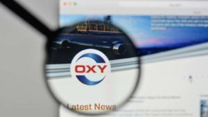 Large-Cap Stocks to Sell: Occidental Petroleum (OXY)
