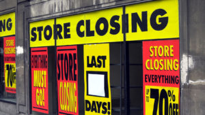 Retail News: All Avenue Stores Closing 2019