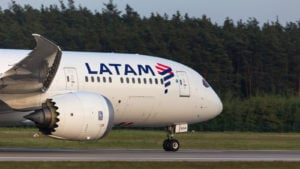 LATAM Airlines Group News: LTM Stock Flies 30% on Delta Stake