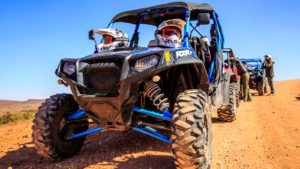 Polaris News: PII Stock Down on NYT's 'Fiery' RZR Review