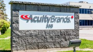 Acuity Brands: AYI Stock Slides 10% on Q4 Miss
