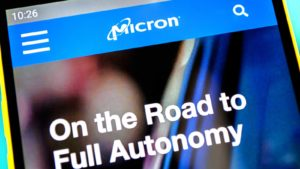 Right Now, It Looks as If Micron Stock Is Ready to Run to $60 in 2020