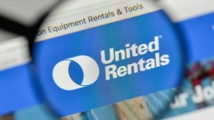 Stocks to Sell: United Rentals (URI)