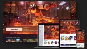 10 Great Tech Gifts to Buy for Under $100: Apple Arcade Subscription