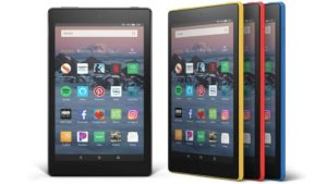 10 Great Tech Gifts to Buy for Under $100: Amazon Kindle Fire HD8 Tablet