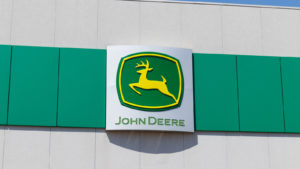 Deere & Company Earnings: DE Stock Plows 8% Higher on Q1 Beats