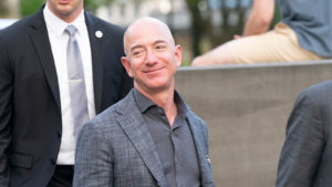 Jeff Bezos, Amazon (AMZN)