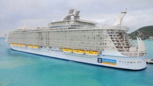 Royal Caribbean's Dividend Is Under Siege