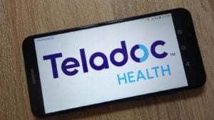 healthcare stocks Teladoc (TDOC)
