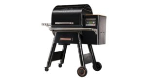 Tech Gifts for $500 and Up: Traeger Timberline 850 Wi-Fi Pellet Grill