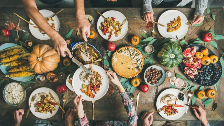 food stocks - 3 Food Stocks to Buy Before Sitting Down at the Thanksgiving Table