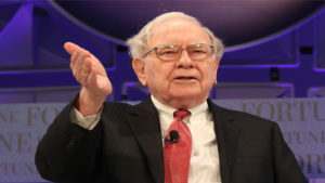 Warren Buffett, Apple (AAPL)