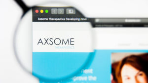 Axsome Therapeutics News: AXSM Stock Rockets 76% on Depressive Disorder Drug Results