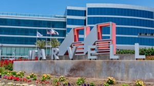 image of the marvell technologies office campus