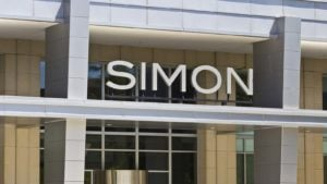 building facade of simon property group (SPG)