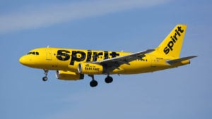 Spirit Airlines (SAVE)