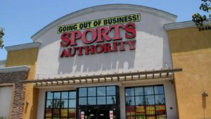 The 7 Most Important Companies That Didn't Survive the 2010s: The Sports Authority