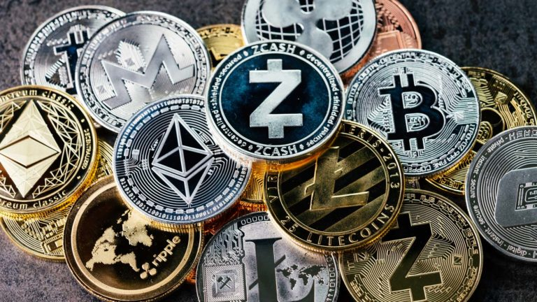 crypto - 7 Stocks Riding the Crypto Craze