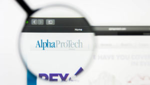 Hold Alpha Pro Tech Stock as Face-mask Demand Soars
