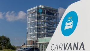 Carvana (CVNA) stock