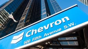 After 83% Rebound, It's Time to Ditch Chevron Stock