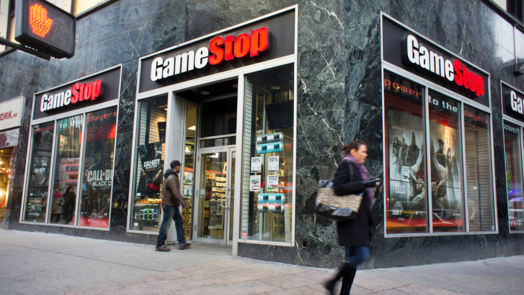GameStop News: GME Stock Gets Goosed 30% by Chewy Co