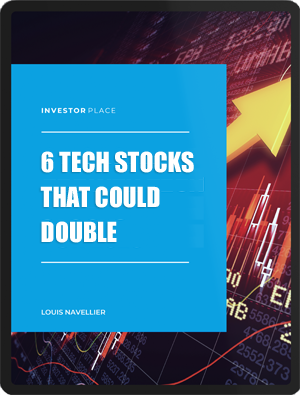 Image of 6 Tech Stocks That Could Double