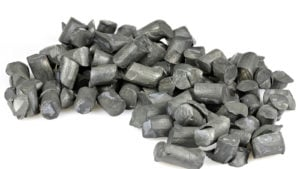 a pile of lithium