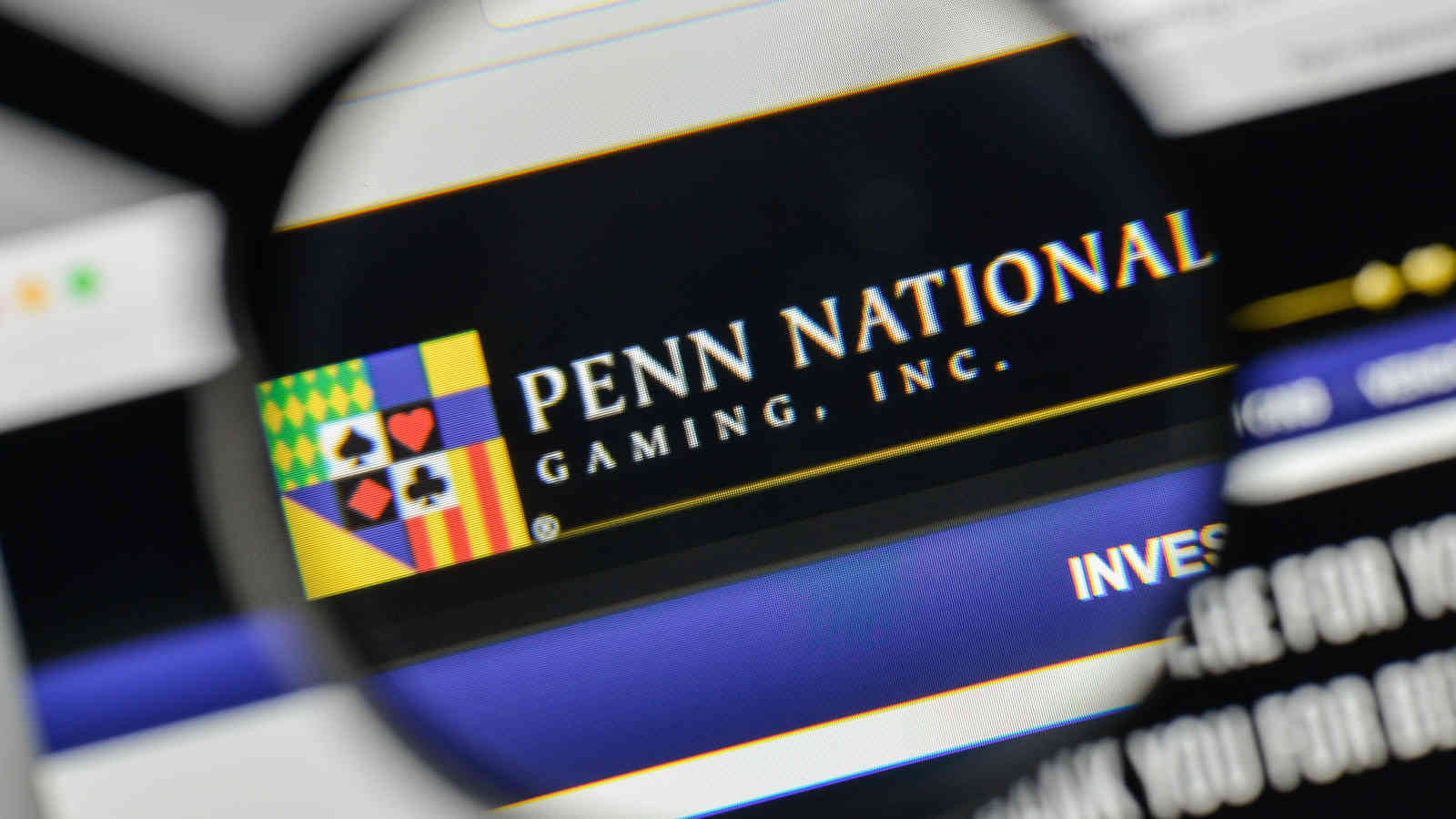 Penn National Gaming Is Worth Over $100