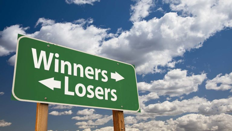 winning stocks - 7 Winning Stocks and 3 Losing Stocks to Watch Right Now