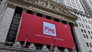 Ping Ad in NYSE