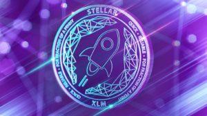 Purple XLM crypto token