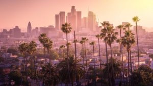 a picture of Los Angeles, California