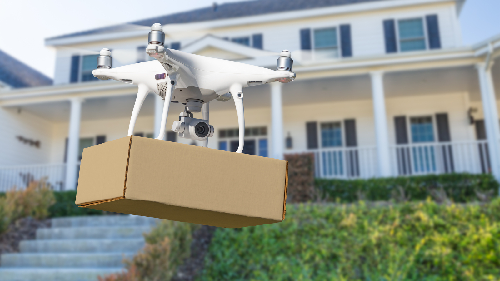 UAV News: Deuce Drone Partners With Rouses for Grocery Delivery by Drone thumbnail