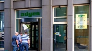 ADYEY - Adyen headquarters in Amsterdam